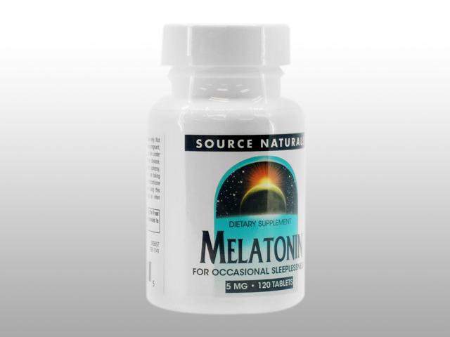 メラトニン5mg120錠
