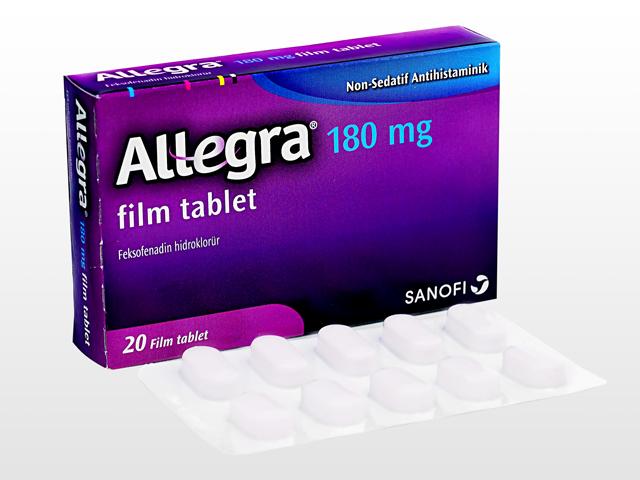 アレグラ(Allegra)180mg