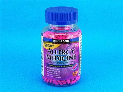 アレルギーメディシン(AllergyMedicine)