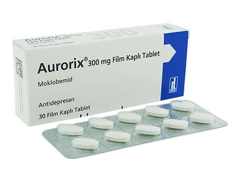 オーロリックス(Aurorix)300mg