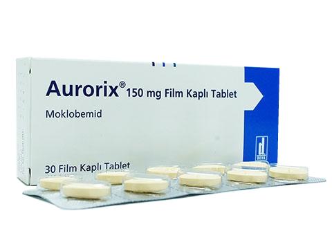 オーロリックス(Aurorix)150mg