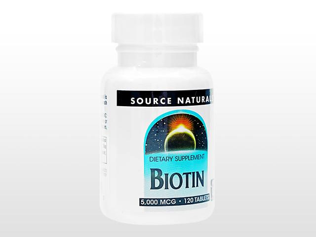 ビオチン(Biotin)5mg