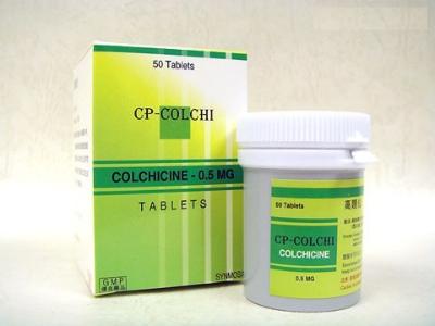 コルヒチン(Colchicine)
