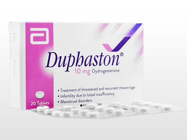 デュファストン(Duphaston)