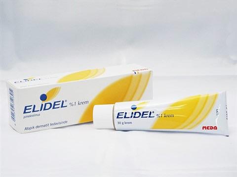 エリデルクリーム(Elidel)
