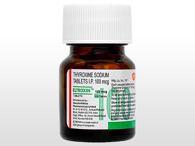 エルトロキシン(Eltroxin)