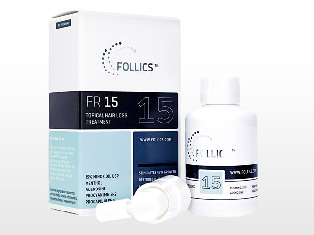 フォリックスFR15ローション(ミノキシジル15%)