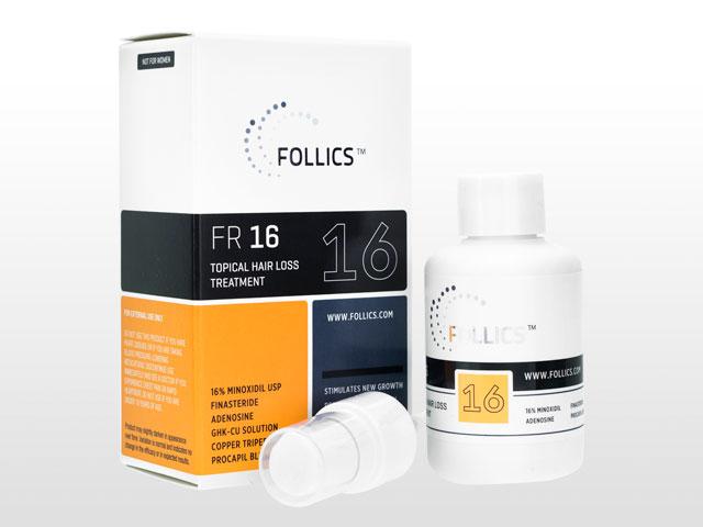 フォリックスFR16クリーム(ミノキシジル16%)