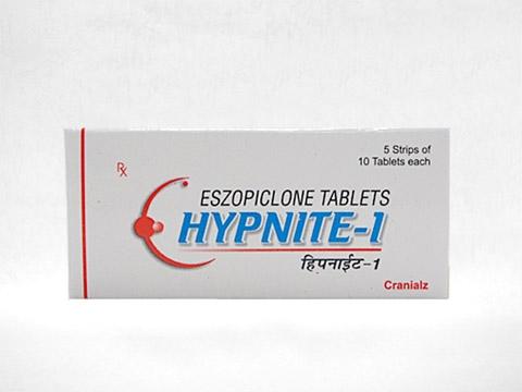 エスゾピクロン1mg(Hypnite)