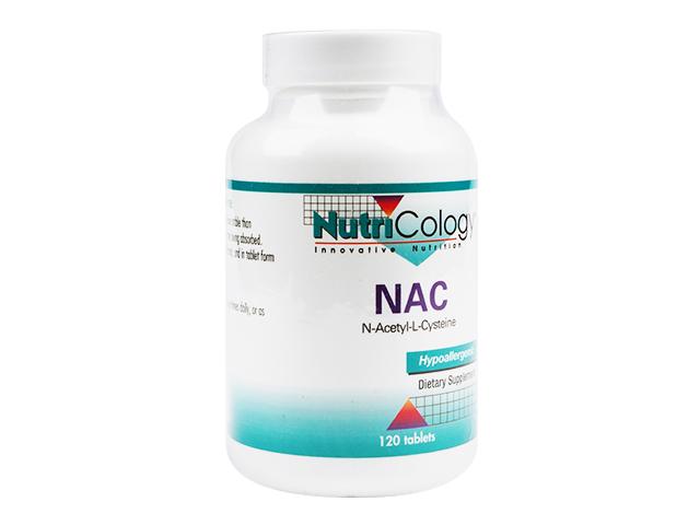 Nアセチル-Lシステイン(N-Acetyl-L-Cysteine)500mg