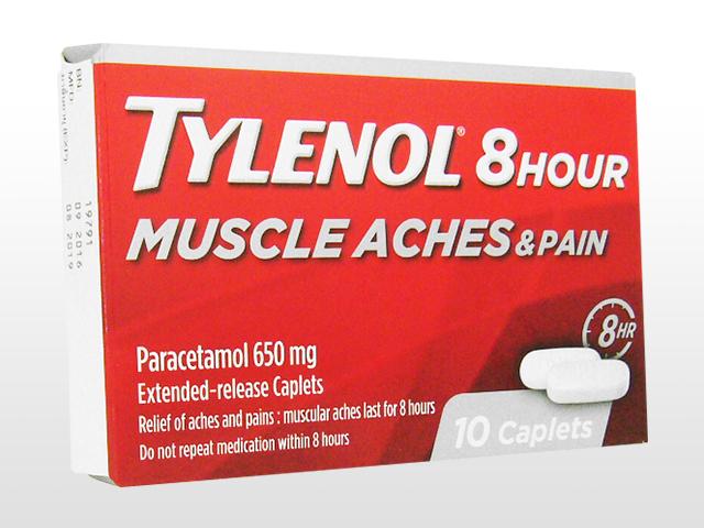タイレノール(Tylenol)
