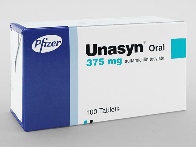 ユナシン(Unasyn)