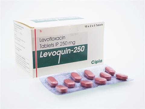 クラビットジェネリック(levoquin)250mg